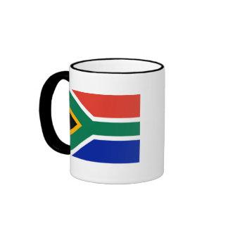 Suráfrica Taza De Dos Colores