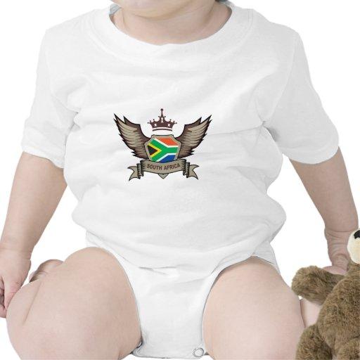 Suráfrica Traje De Bebé