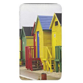 Suráfrica, Western Cape, San Jaime. Colorido Bolsillo Para Galaxy S5