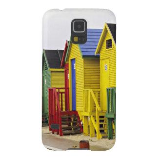Suráfrica, Western Cape, San Jaime. Colorido Carcasas De Galaxy S5