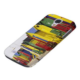Suráfrica, Western Cape, San Jaime. Colorido Funda Para Galaxy S4