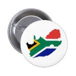 Suráfrica ZA Pins