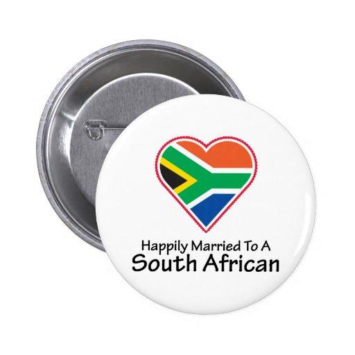 Surafricano feliz casada pin