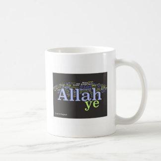 Surah Al-Baqarah Wordle Mug