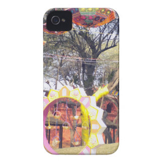 Suraj Kund Festival Outdoor party tree decorations iPhone 4 Cover