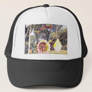 Suraj Kund Festival Outdoor party tree decorations Trucker Hat