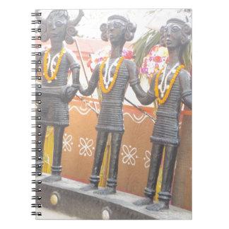 Suraj Kund Mela New Delhi arts crafts show Notebook