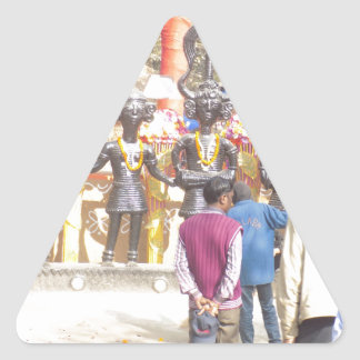 SurajKund Festival India National Capital Region Triangle Sticker