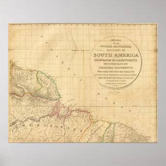 Suramérica 10 posters