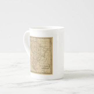 Suramérica 12 taza de china