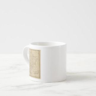 Suramérica 12 taza espresso