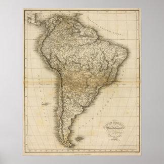 Suramérica 13 póster