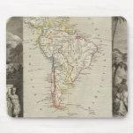 Suramérica 16 alfombrilla de ratón