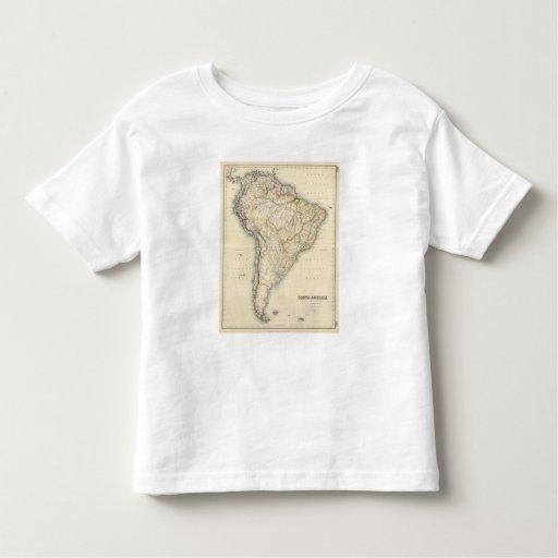 Suramérica 16 playera de bebé
