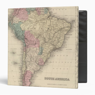 "Suramérica 17 carpeta 1 1/2"""
