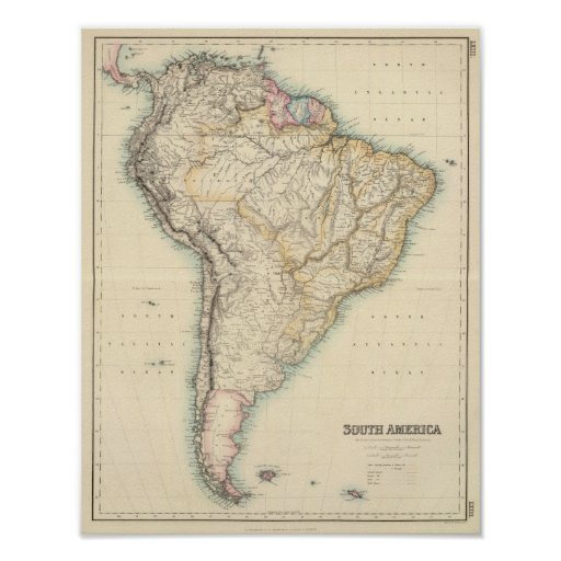 Suramérica 18 impresiones