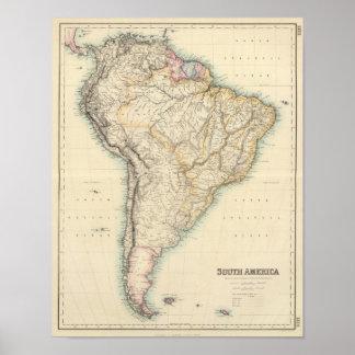 Suramérica 18 póster
