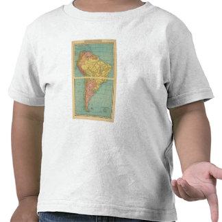 Suramérica 20 camiseta