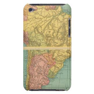 Suramérica 20 iPod Case-Mate funda