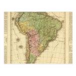 Suramérica 20 tarjetas postales