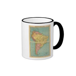 Suramérica 20 tazas