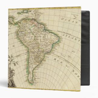 "Suramérica 23 carpeta 1 1/2"""