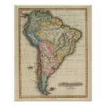 Suramérica 25 poster