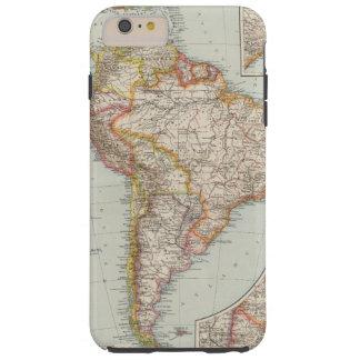 Suramérica 2 funda para iPhone 6 plus tough