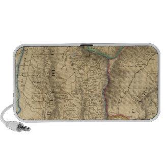 Suramérica 32 iPhone altavoz