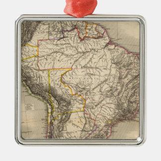 Suramérica 32 ornamento para arbol de navidad