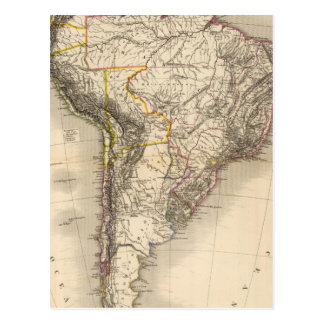 Suramérica 32 postales