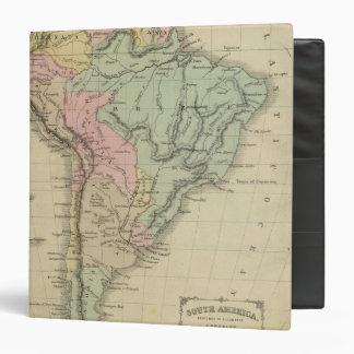"Suramérica 35 carpeta 1 1/2"""