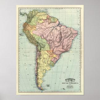 Suramérica 36 póster