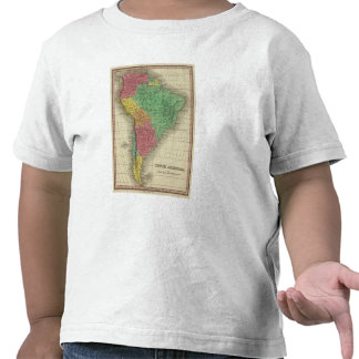 Suramérica 37 camisetas