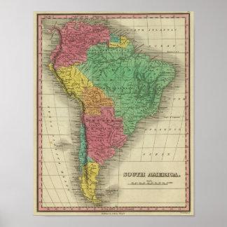 Suramérica 38 póster