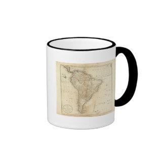 Suramérica 38 tazas de café