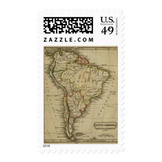 Suramérica 3 franqueo