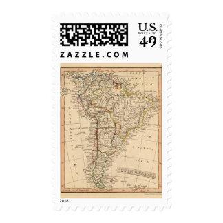 Suramérica 40 sellos