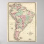 Suramérica 4 posters