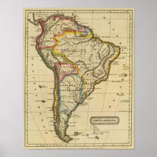 Suramérica 5 poster