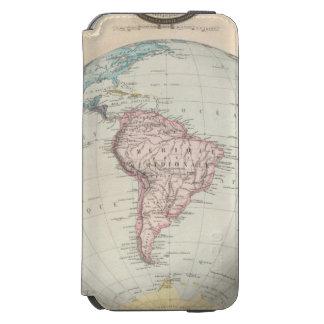 Suramérica 6 funda billetera para iPhone 6 watson