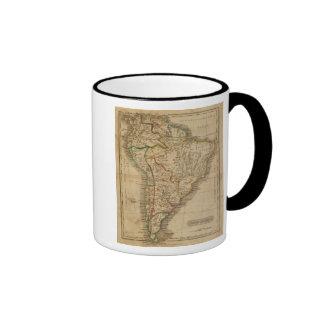 Suramérica 7 taza de café