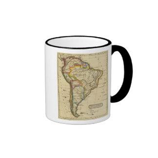 Suramérica 7 tazas