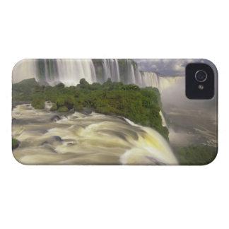 Suramérica, el Brasil, caídas de Igwacu. Glorioso Carcasa Para iPhone 4