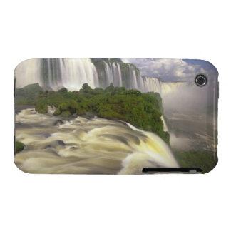 Suramérica el Brasil caídas de Igwacu Glorioso Case-Mate iPhone 3 Funda