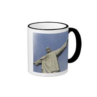 Suramérica, el Brasil, Río de Janeiro. Cristo 2 Taza De Dos Colores