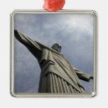 Suramérica, el Brasil, Río de Janeiro. Cristo 3 Adorno