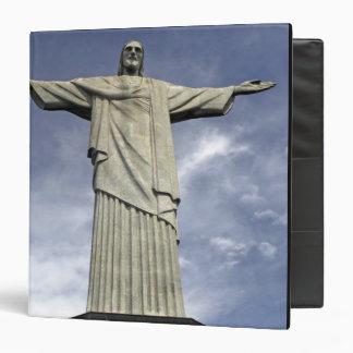 """Suramérica, el Brasil, Río de Janeiro. Cristo Carpeta 1 1/2"""""""