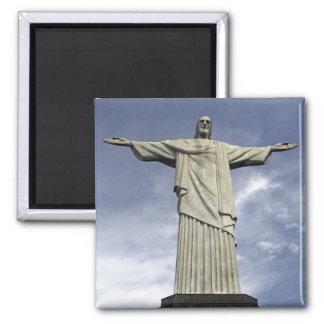 Suramérica, el Brasil, Río de Janeiro. Cristo Imán Para Frigorífico