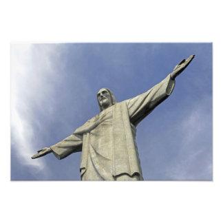 Suramérica, el Brasil, Río de Janeiro. Cristo Fotografía